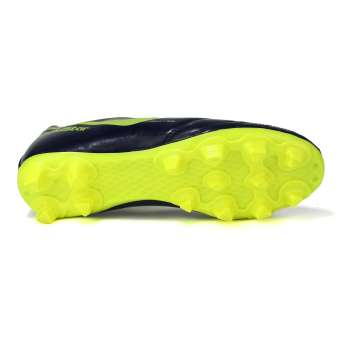 Goldstar Blue/Neon Football Shoes For Men