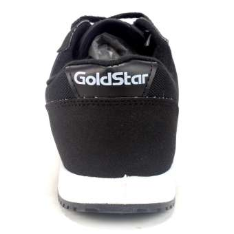 Goldstar Men's Shoes- Black (092)