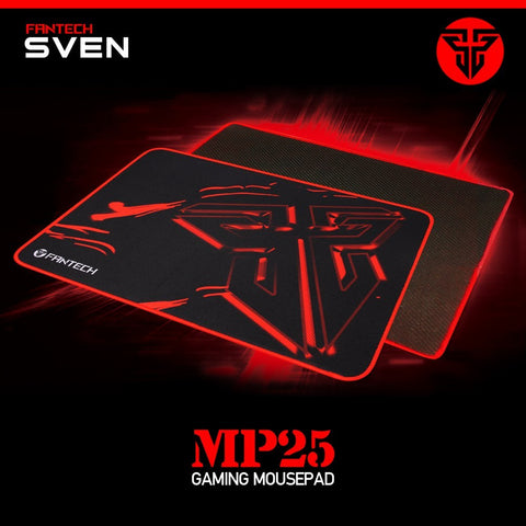 FANTECH SVEN MP25 HIGH NON-SLIP BASE GAMING MOUSE PAD WITH EDGE SEWED price in nepal