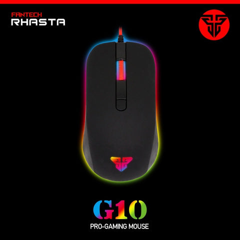 Fantech G10 Wired Gaming Mouse  price in nepal