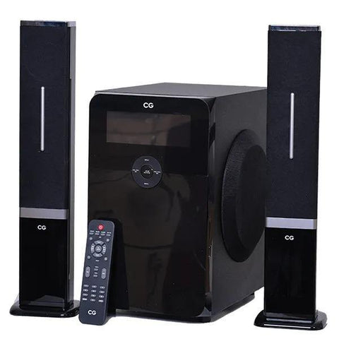 CG 2.1 Channel Multimedia Speaker CGA1026TD