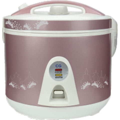CG 2.8 Ltrs Rice Cooker