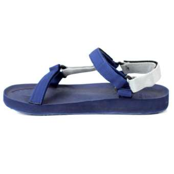 Kito Blue Casual Sandal For Men