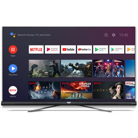 "TCL 55"" UHD 4K Smart LED TV price in nepal"