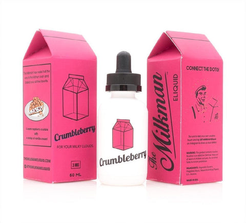 The Milkman Crumbleberry E-Liquid
