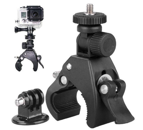 Mount Bike Handlebar Tripod Mount