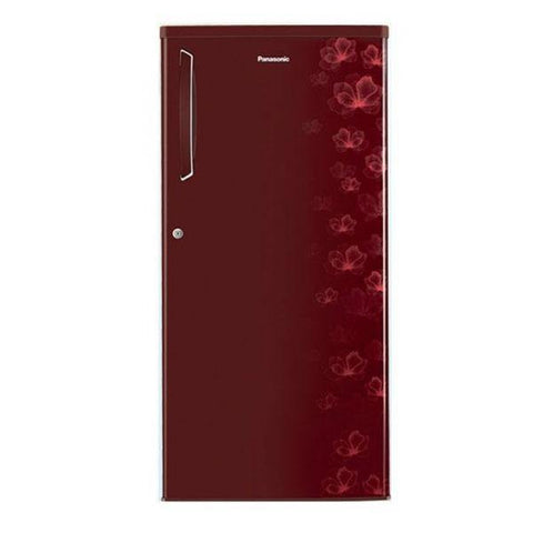 Panasonic 215 Ltr Single Door Refrigerator Wine Floral (NR-A220STWFE)