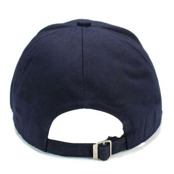 Navy Blue Cap For Men