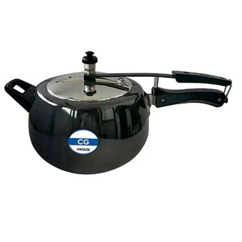Vintage 5 Ltr Hard Anodised Induction Base Aluminium Pressure Cooker price in nepal