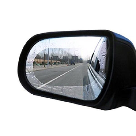 Car Rearview Mirror Protective Anti Fog Film Rainproof