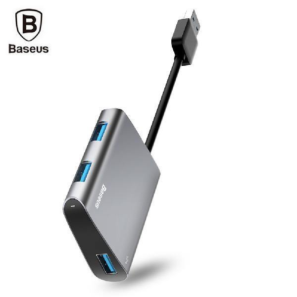 Baseus Enjoyment Series USB to 3 USB 3.0 Hub Adapter