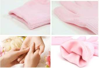 Spa Moisturising Gel Gloves