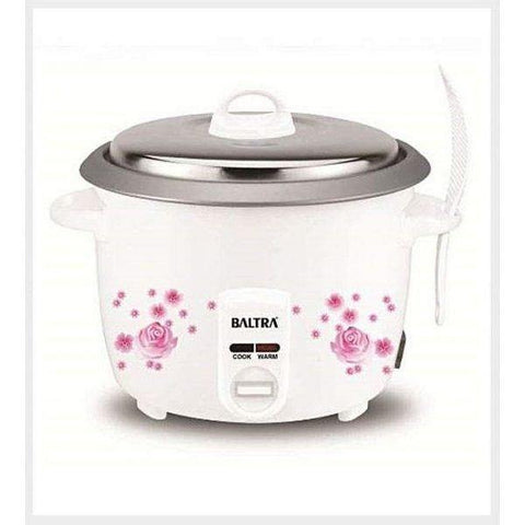 Baltra Rice Cooker Platinum Regular- 1.5 Ltr Price in nepal
