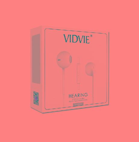 Vidvie Hs604 Stereo Hands Free Earphone/Earpod