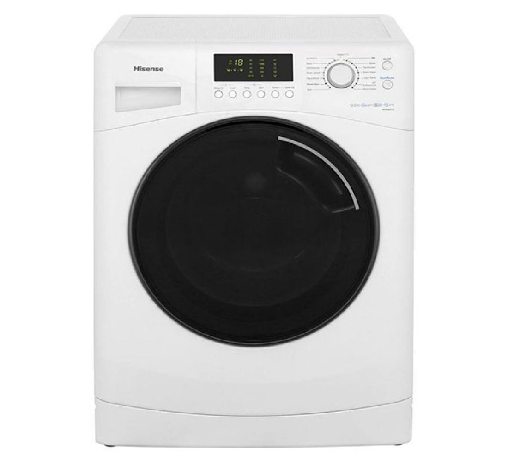 Hisense WFNA9012W Washing Machine