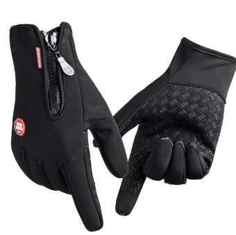 Windproof Biker Gloves