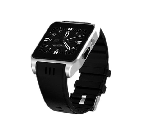 X86 Bluetooth Wifi Android Smart Watch With Flash
