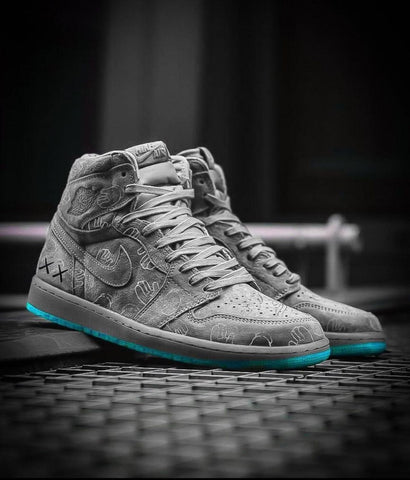 Kaws X Air Jordan 1 High