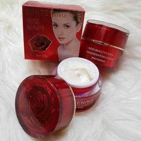 Whitening Rose Beauty 7Days Whitening Regeneration Cream 30g /By ShopHill price in Nepal
