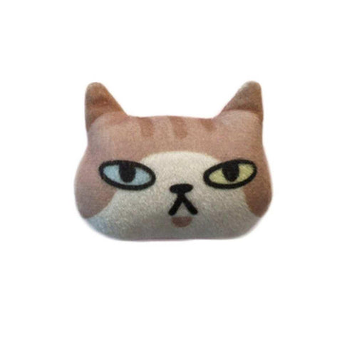 3D Lovely Handmade Cold Cat Emoji Brooch  price in Nepal