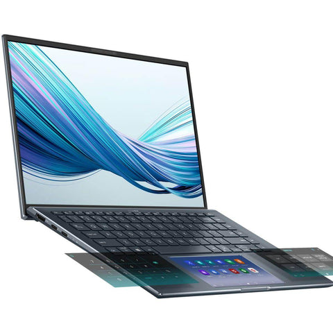 "Asus ZenBook 14 UX435EG i5 11th Gen / MX450 / 8GB RAM / 512GB SSD / ScreenPad / 14"" FHD Touch price in Nepal"