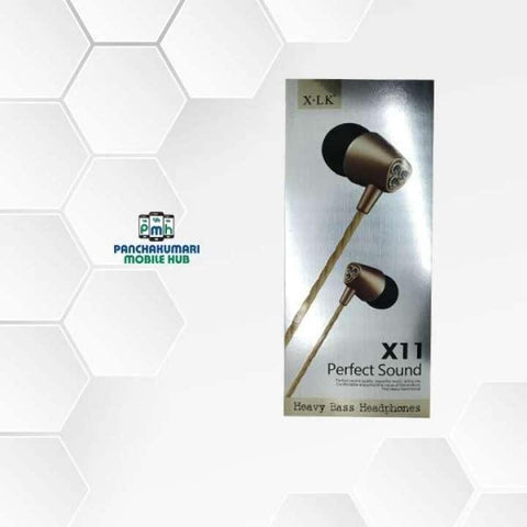 Earphone Xlk-X11