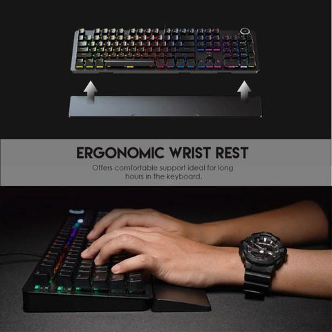 FANTECH MAXPOWER MK853 GAMING KEYBOARD