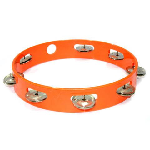 8 Jingle Tambourine- Orange price in Nepal