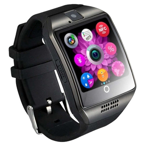 Q18 Smartwatch Bluetooth Sweatproof Phone With Camera Tf/Sim Card Slot price in nepal