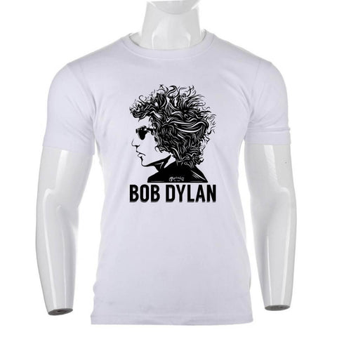 Shangrila Bob Dylan Printed T-Shirt For Men
