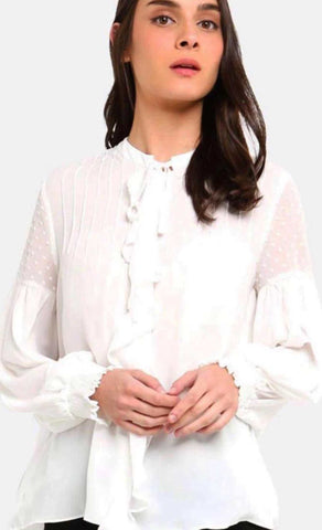 Ovs Ruffle Blouse/Shirt price in nepal