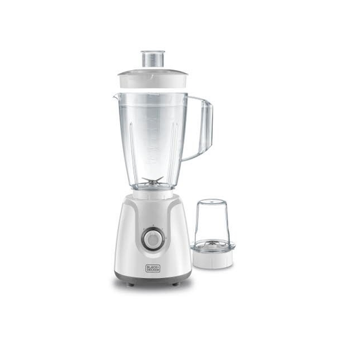 CG 400W Blender With 1 Grinder Mill (White)