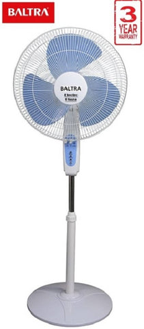 EP Baltra India BF134 Jet 16 Inch Stand Fan WIth Timer price in Nepal