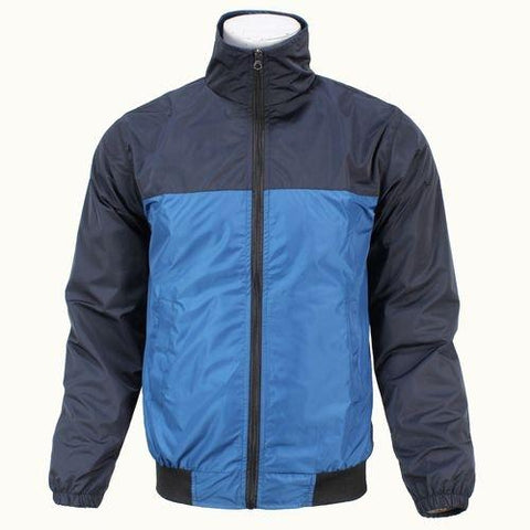 Blue Two Toned Windcheater For Men price in nepal