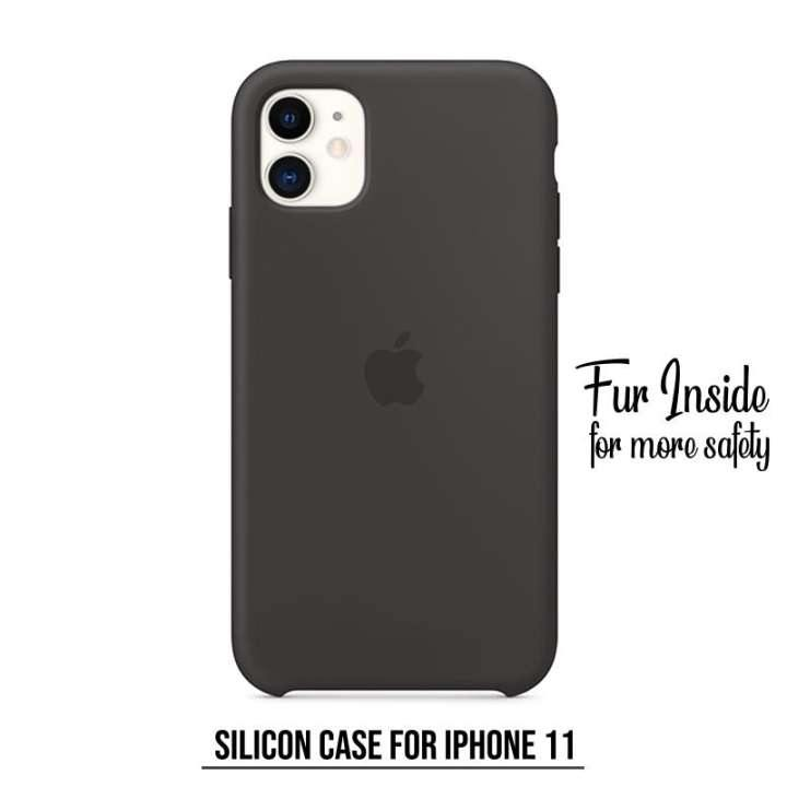 Silicon Case for iPhone 11