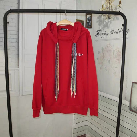 Red Ambush Hoodie Available