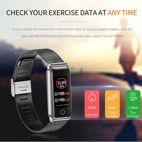Black Y8 0.96 Inch Waterproof Smart Band price in nepal