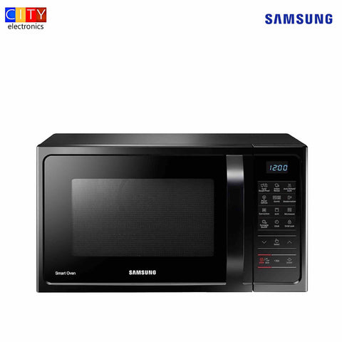 SAMSUNG MC28H5033CK 28 Litres Convection Microwave Oven With Slim Fry (Black)