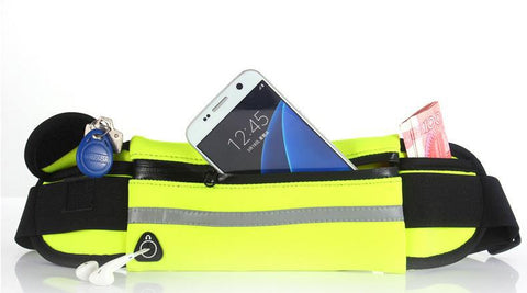 We Need Outdoor Sports Pocket For Men And Women Waterproof Bag Mobile Phone Pocket