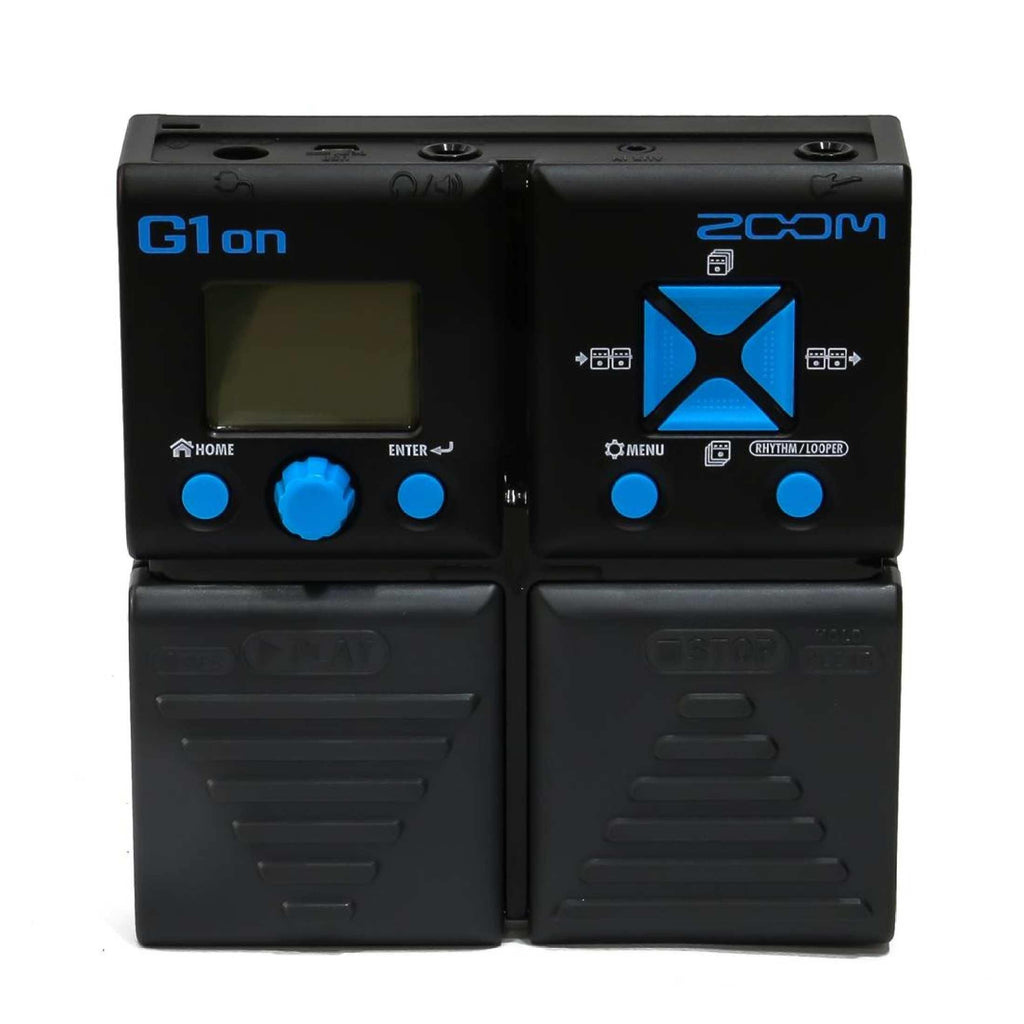 Zoom G1-On Guitar Effects Pedal - (Black) price in Nepal