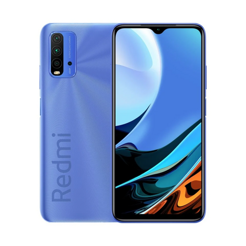 "Redmi 9T with 6000 mAh Battery capacity 48 MP Quad Camera 6.53"" FHD Display"