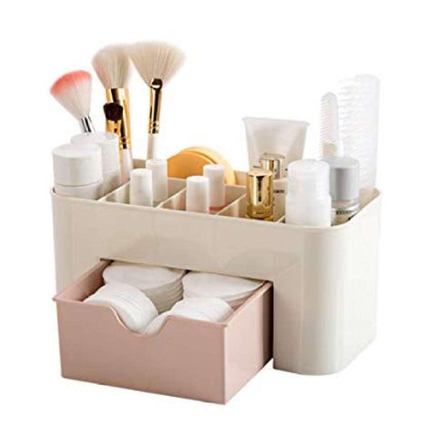 Plastic Cosmetic Makeup Organizer With Drawers price in Nepal