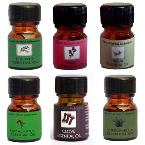 Clove Essential Oil Combo Pack