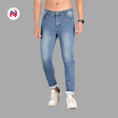 Nyptra Blue Premium Choose Jeans For Men price in nepal