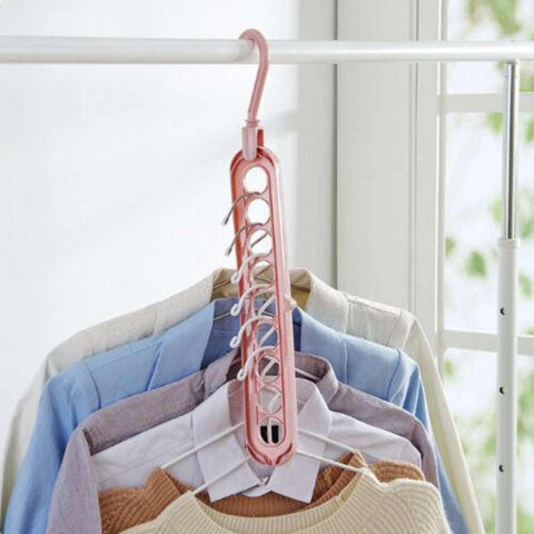 Space Saving Hanger (Color May Vary)