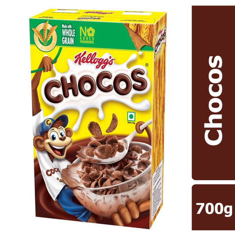Kelloggs Chocos Chocolate 700 gm