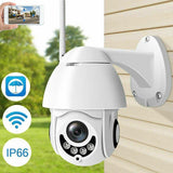 Wireless Mini Wifi Ptz Ip Camera Hd 1080P Audio Smart Home Security Night Vision