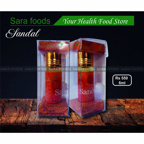Concentrated Perfume Sandal 6ml price in nepal