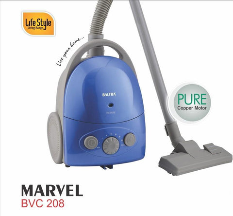 Baltra Marvel 1400W Vacuum Cleaner - (BVC-208)