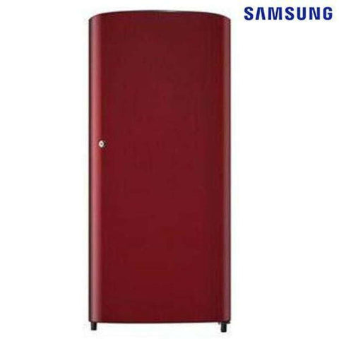 Samsung Rr19M20A2Rh 192Ltr Single Door Refrigerator - Scarlet Red
